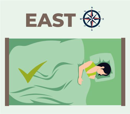 Best Sleeping Directions As Per Vastu Shastra : An In-Depth Guide